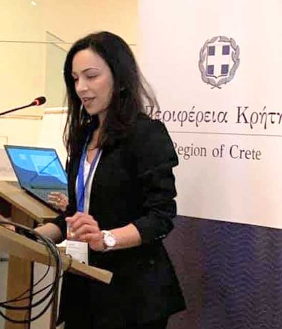 Maria Apostolaki